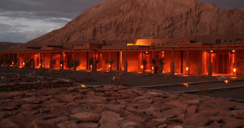 Alto Atacama by night   © Alto Atacama