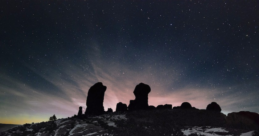 Arches National Park | © John Fowler / Flickr