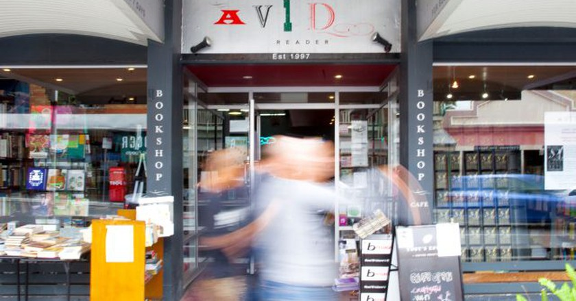 Avid Books, West End   © Avid Books