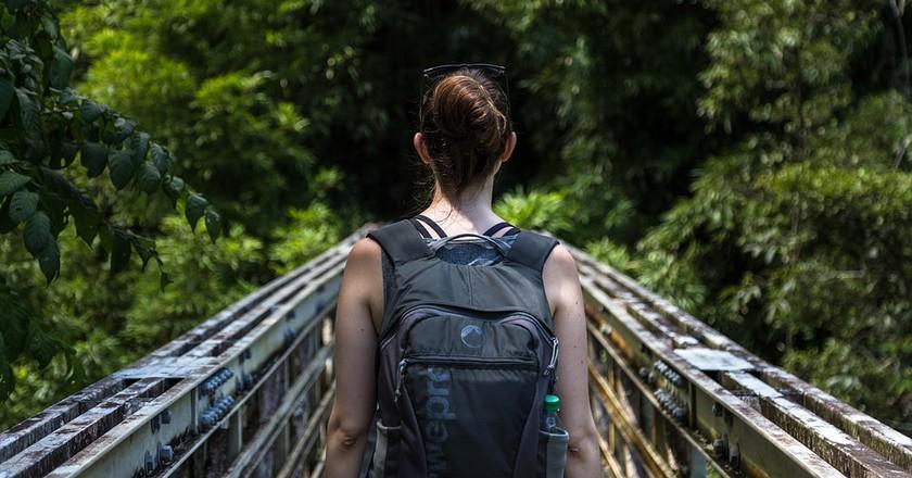 Backpacking | © Pexels/Pexels