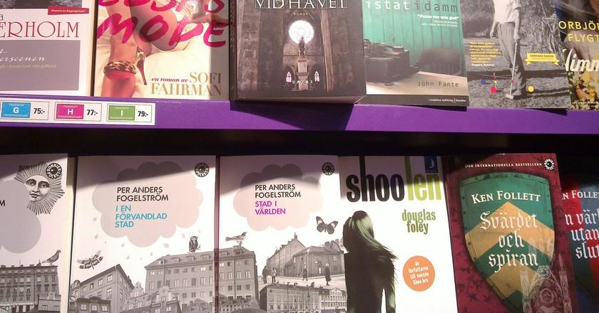 Stockholm's independent bookstores offer great variety | ©Marc Bres / Flickr