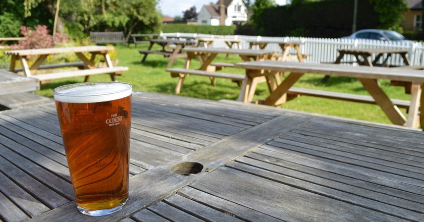 14 of the Best Beer Gardens in Leeds