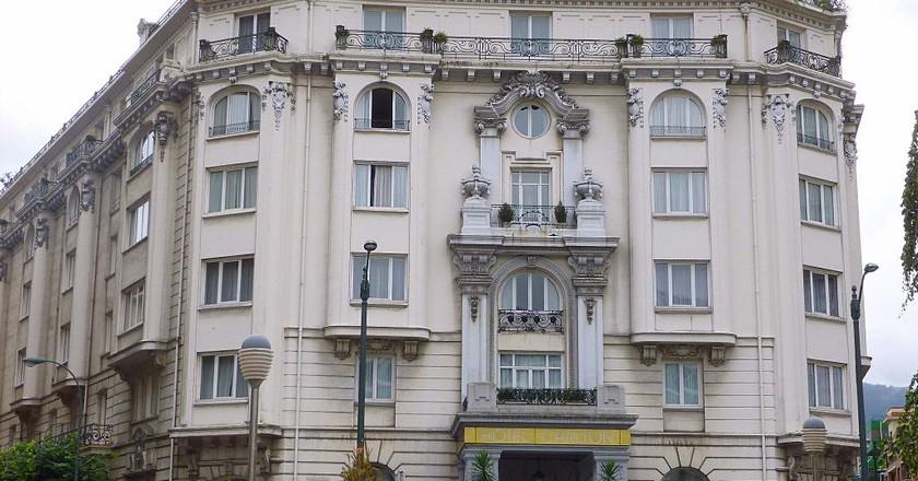 Hotel Carlton Bilbao | © Zarateman / Wikimedia Commons