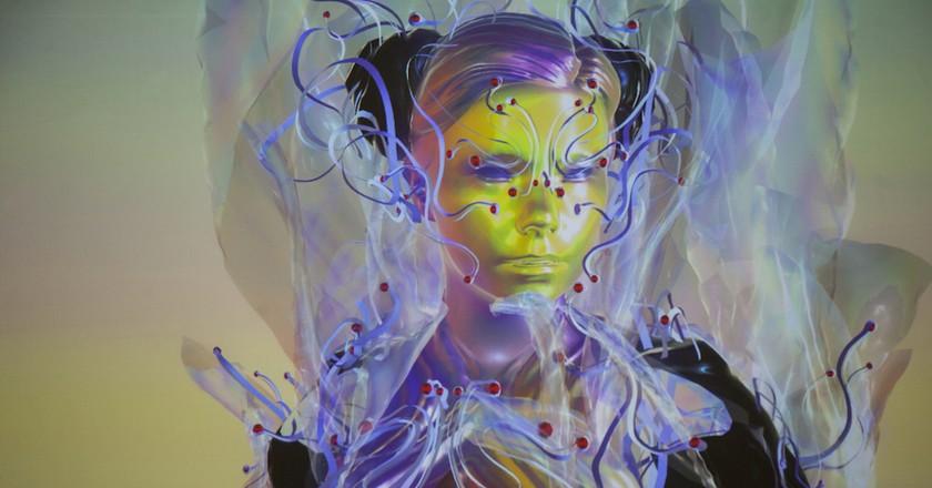 Björk Digital   © Santiago Felipe