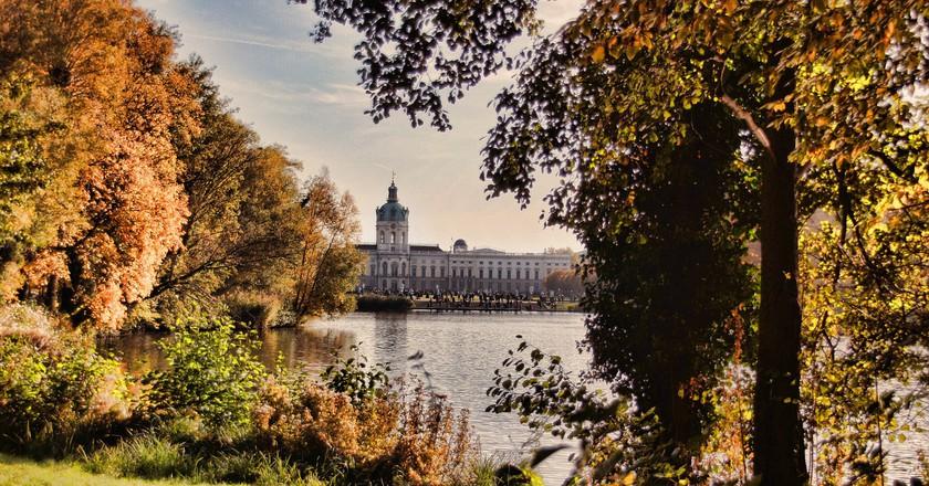 Charlottenburg Palace, Berlin   © schaerfsystem/Pixabay