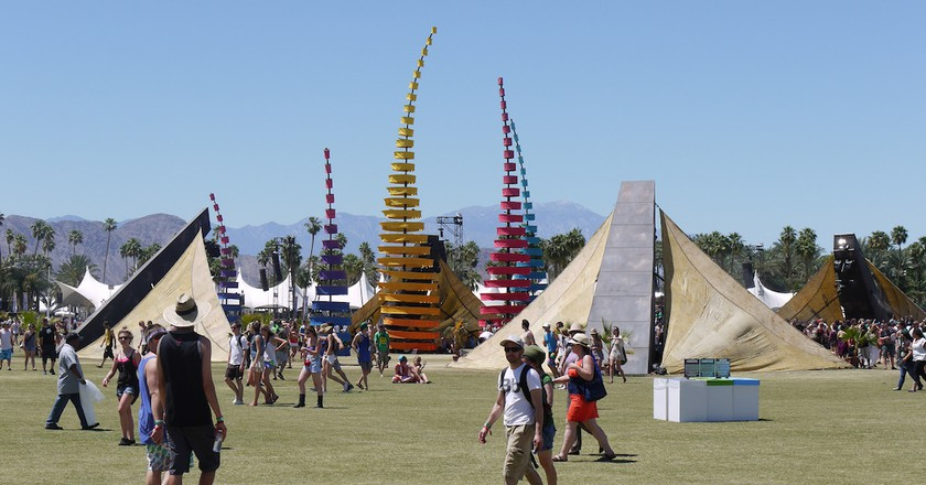 Coachella, 2012 | © Malcolm Murdoch / Flickr
