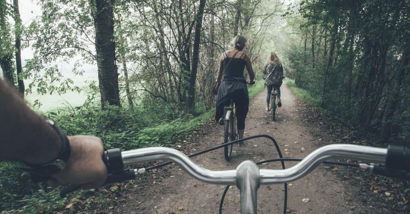 Scenic cycling | © Splitshire