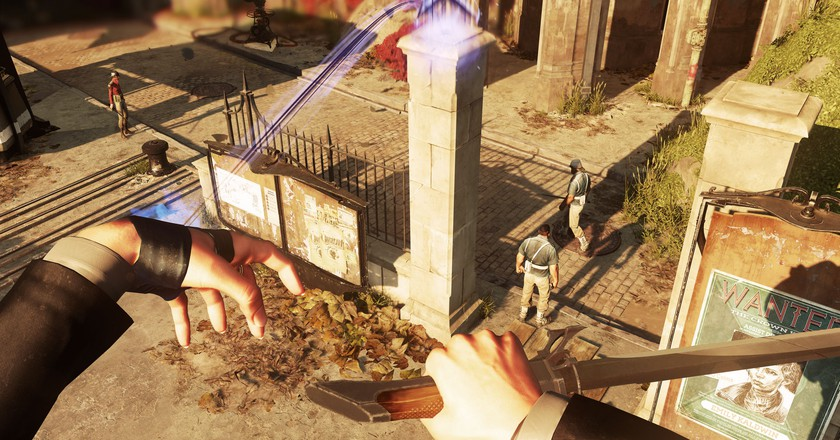 Dishonored 2 has the choice to play as a female lead | Courtesy of Bethesda
