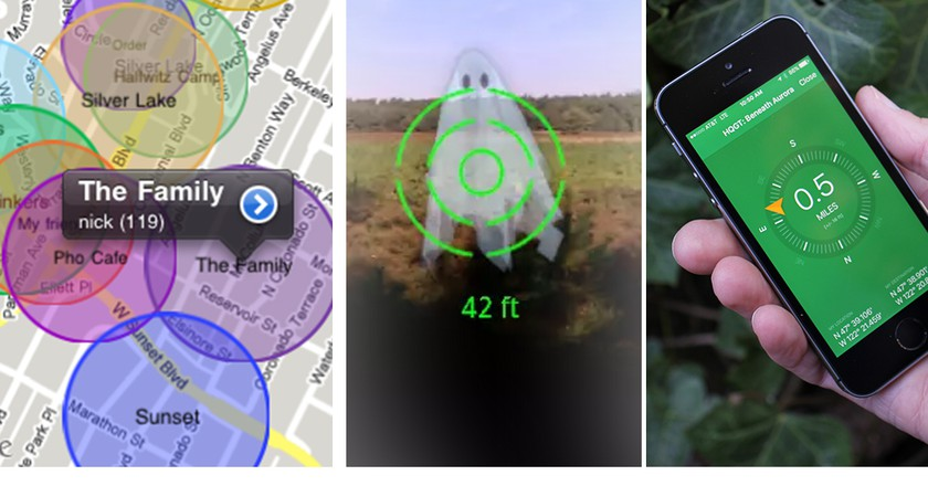 Geo location apps to enjoy this Easter