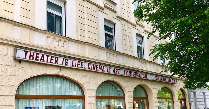 New Maxim Cinema