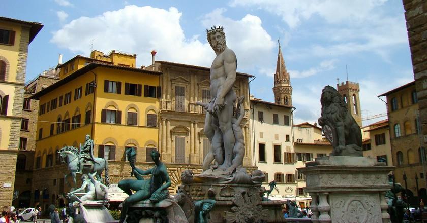 Florence | © Flickr/Bob Hall