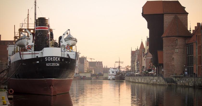 Motława, Gdansk | © kishjar?/Flickr
