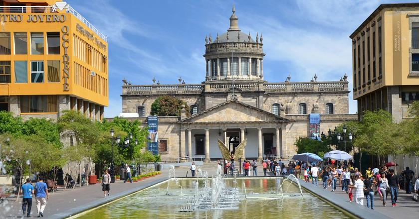 Hospicio Cabañas, Guadalajara | © Armando Aguayo Rivera/Flickr
