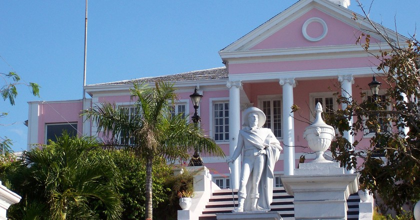 Government House, Nassau, the Bahamas | Pixabay