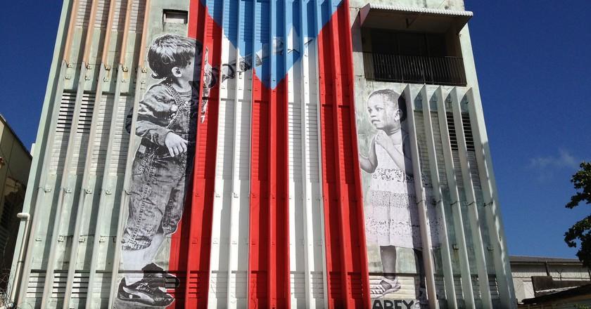 Graffiti in Santurce, San Juan | © Juan Cristobal Zulueta/Flickr