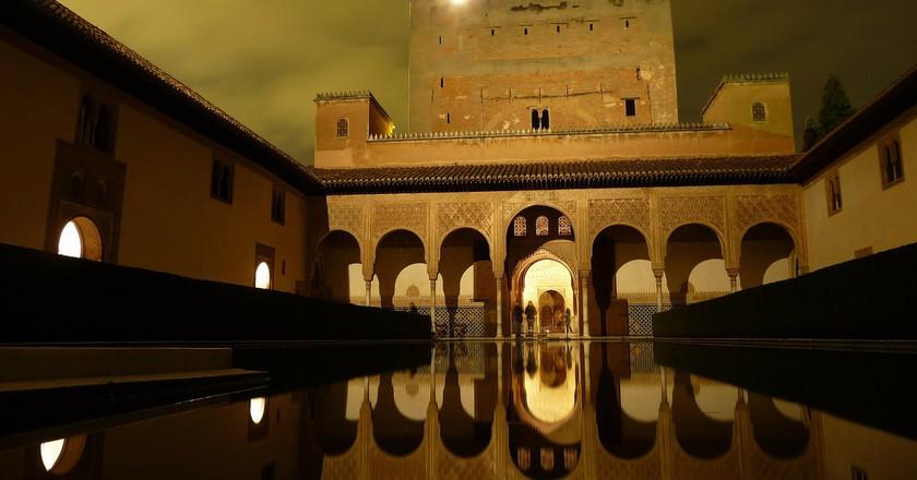 The Alhambra, Granada   © Pixabay