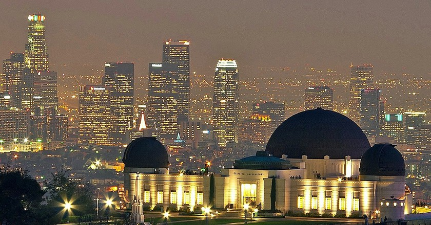 Griffith Park Observatory    © Ron Reiring / Flickr