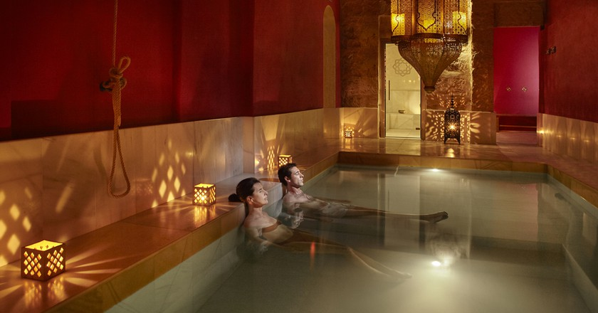Tangier\'s Top Hammam, Traditional Moroccan Steam Baths