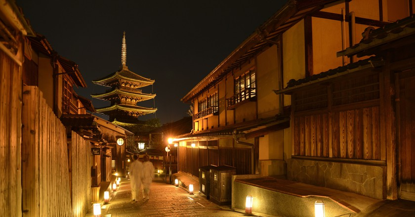 Hanatoro Path of Lights and Flowers   © Kyoto Hanatouro