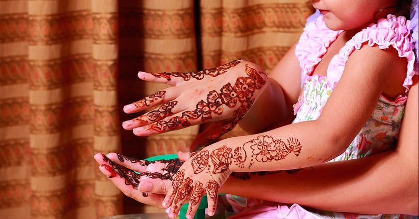 Henna | © DrShaggy / Flickr