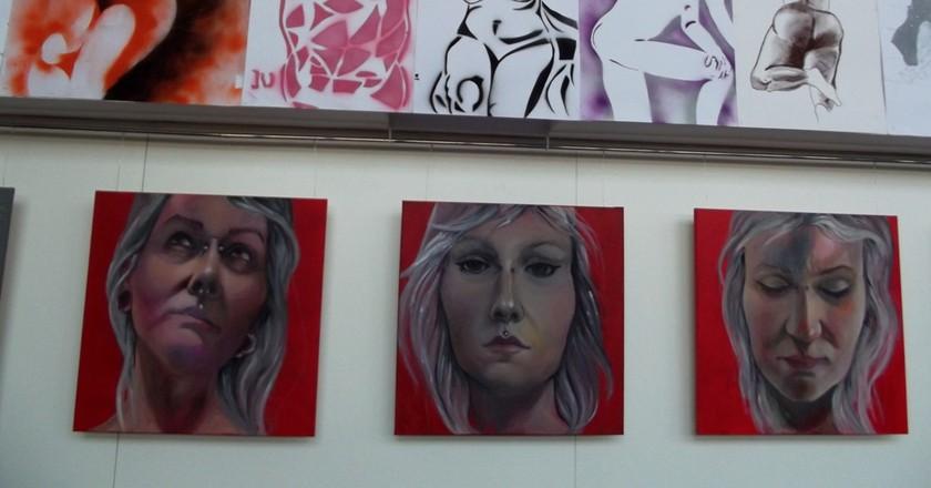 Zdjęcie zrobione podczas Cracow Fashion Award 2012 w Nowohuckim Centrum Kultury   © Piotr Drabik/Flickr