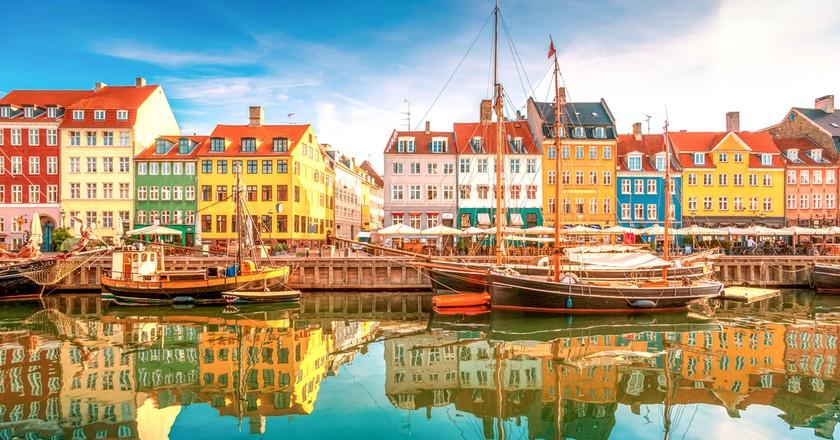 Nyhavn, Kopenhagen | © LaMiaFotografia / Shutterstock