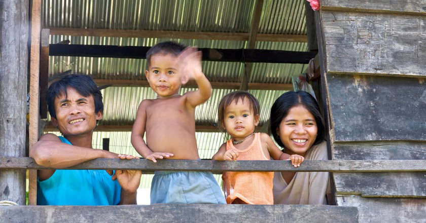 Live like a local in Cambodia | © sbures/Depositphotos