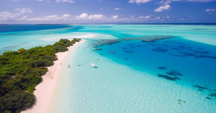 Tropics  © tpsdave / Pixabay