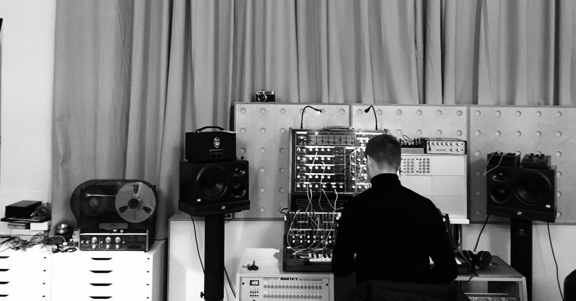 Max Richter has been composing since he was  child | © Yulia Mahr