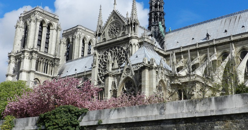 Notre-Dame from the Seine │© alexandrecosta80 / Pixabay