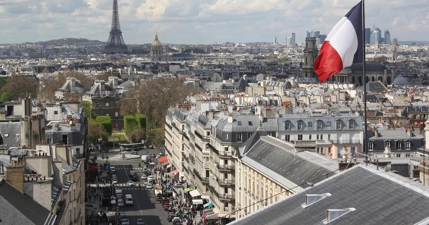 Paris │© CSprotte / Pixabay