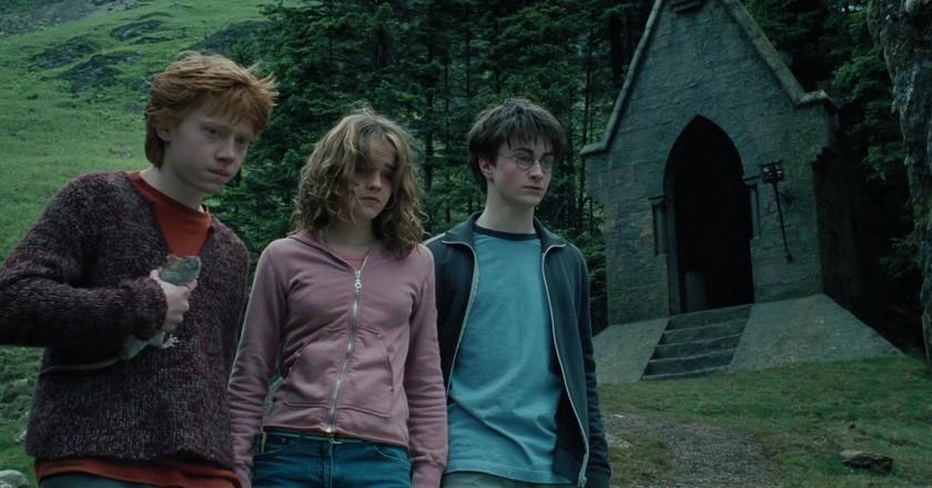 Ron, Hermione and Harry aren't kidding us | © Warner Bros