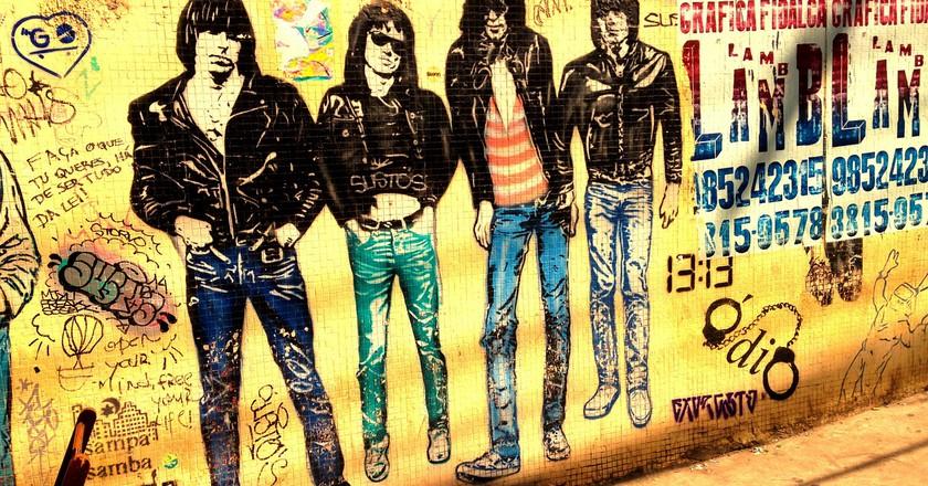 Ramones | © Joshnshine/Pixabay