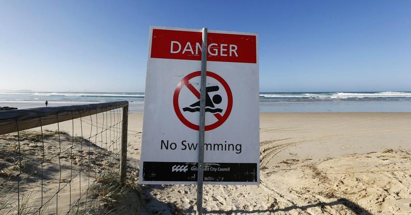Australia's Gold Coast | © Jason O'brien / EPA/REX/Shutterstock
