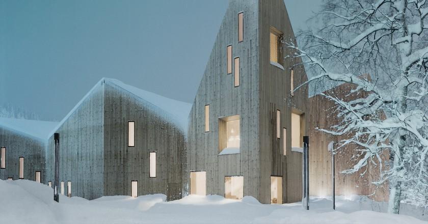 Romsdal Folk Museum. Photo © Erik Hattrem