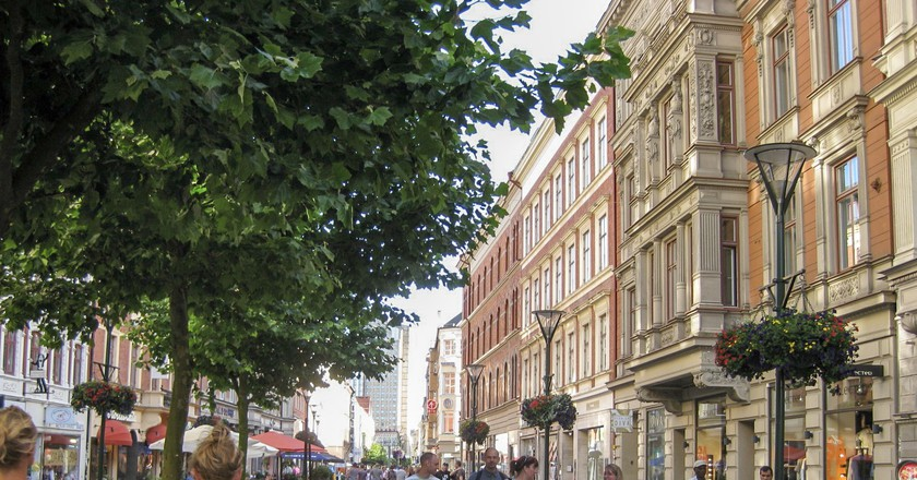 Malmö's streets offer something for everyone   Photo courtesy of Wikipedia Commons