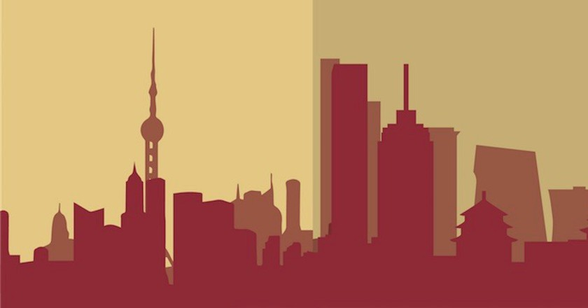 A Quick Guide to China's Two Art Capitals: Shanghai and Beijing (Infographic)