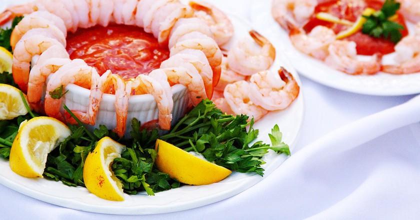 Shrimp Cocktail|© GamerChef6/PixaBay