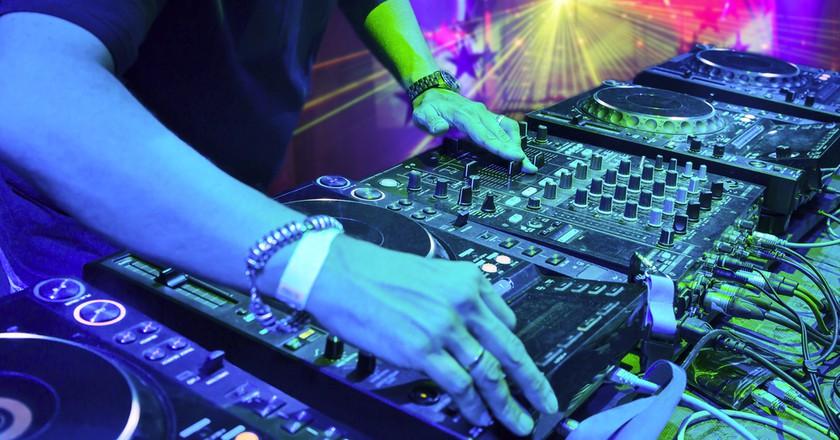 Dax J was playing at Orbit Festival   © Maxim Blinkov/Shutterstock