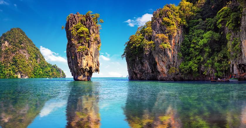 Phuket Island Landscape   © InnaVar / Shutterstock