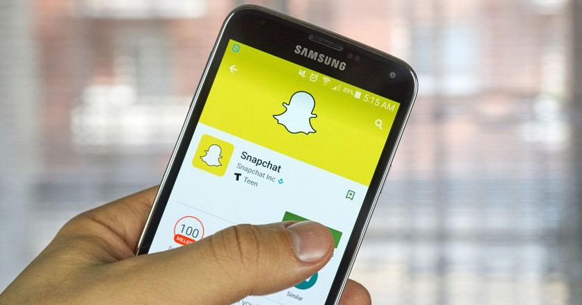 Indians are angry at Snapchat | dennizn / Shutterstock.com