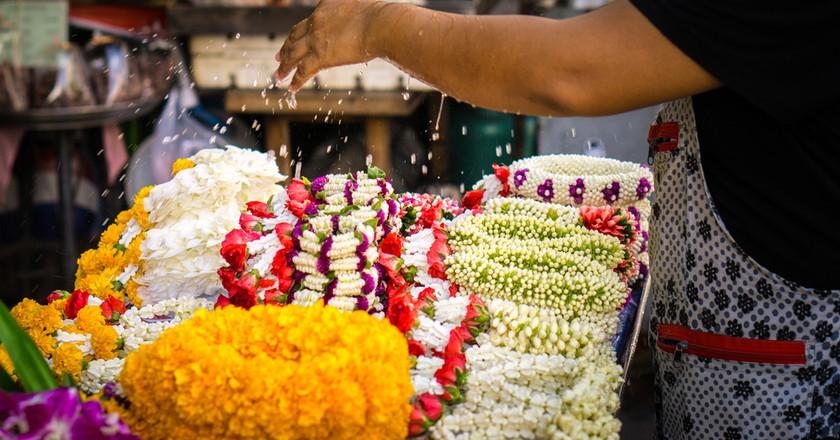 Flower Market   © palawat744/Shutterstock