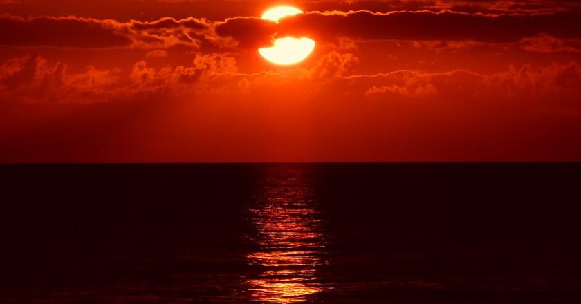 A Sunset   © jodylehigh/Pixabay