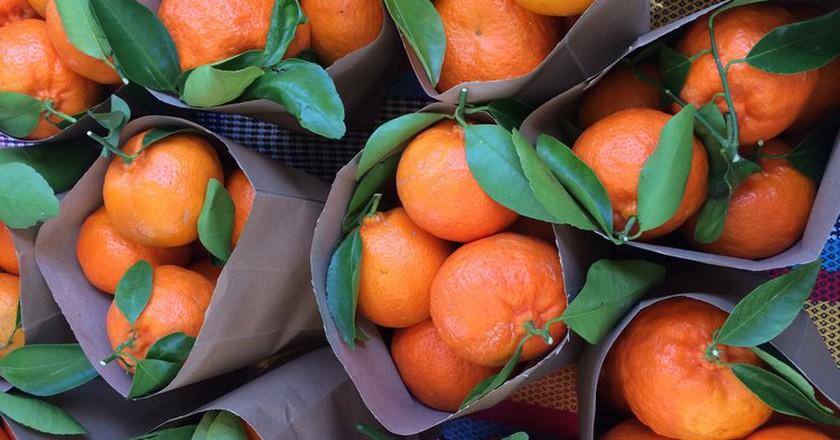 Sydney Farmers Market, Author's Own