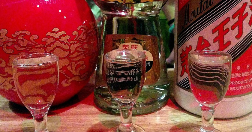 Little known outside China, baijiu is still the planet's most consumed spirit | © Jim Boyce / World Baijiu Day