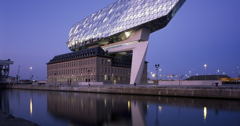 Port House, © Helene Binet