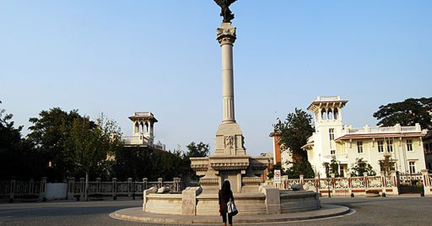 Marco Polo Square, Tianjin I © 墨色鲜艳/WikiCommons