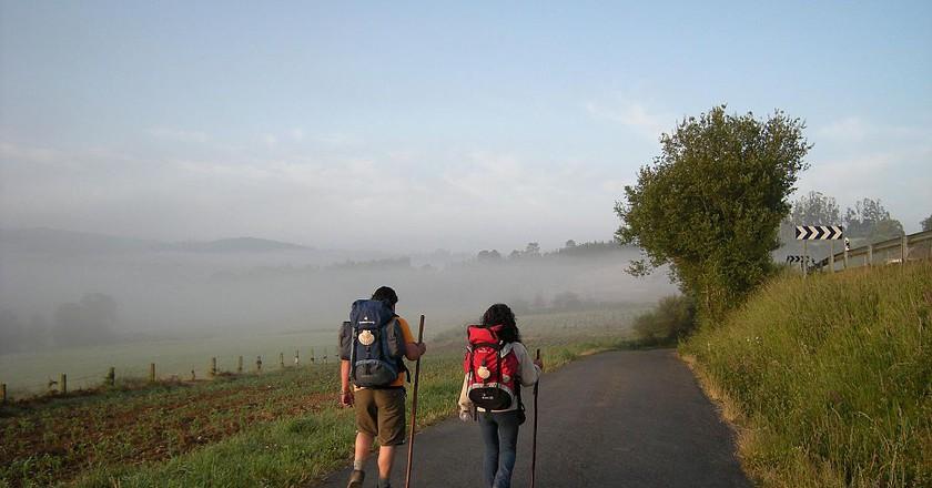The Camino de Santiago runs through La Rioja