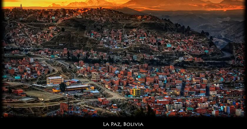 La Paz | © Pedro Szekely/Wikipedia