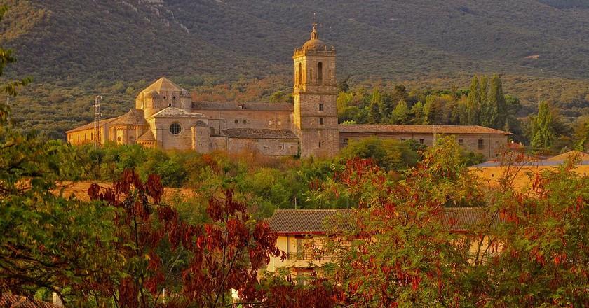 Monasterio de Santa Maria la Real de Irache, Navarra | © El tio cachi2 / WikiCommons